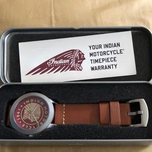 Other - Indian Motorcycle Watch